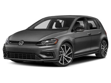 2019 Volkswagen Golf R 5-Dr 2.0T 4motion at DSG Hatchback