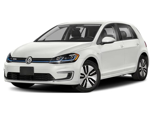 2019 Volkswagen e-Golf 5-Dr Comfortline Hatchback