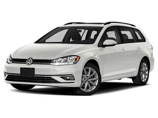 2019 Volkswagen Golf SportWagen 1.8 TSI Execline Wagon