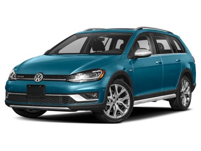 2019 Volkswagen Golf Alltrack 1.8 TSI Highline 4MOTION Wagon