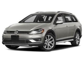 2019 Volkswagen Golf Alltrack 1.8 TSI Execline Wagon