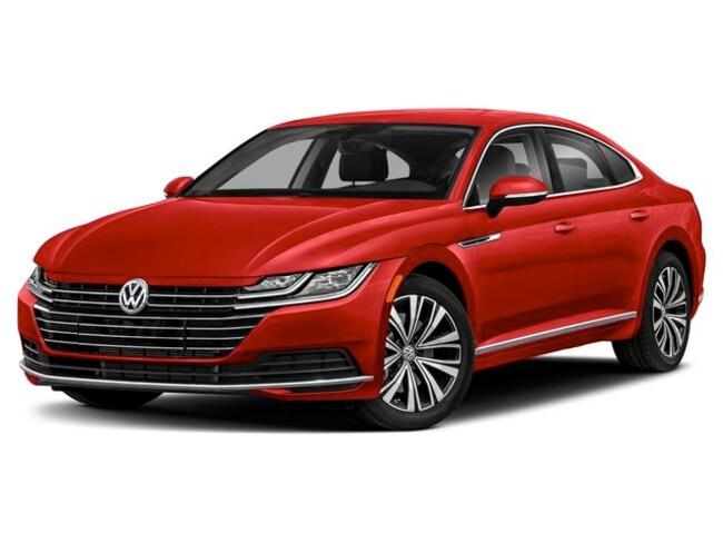 2019 Volkswagen Arteon 2.0T 8sp at w/ Tip 4motion Sedan