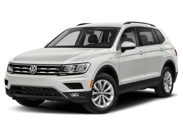 New 2019 Volkswagen Tiguan For Sale At North Surrey Auto Mall Surrey