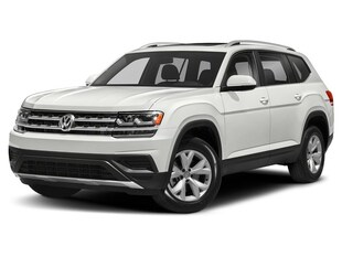 2019 Volkswagen Atlas Highline Highline 3.6 FSI 4MOTION