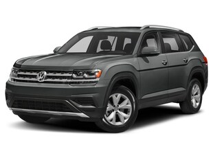 2019 Volkswagen Atlas 3.6 FSI Highline 4MOTION SUV