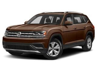 2019 Volkswagen Atlas Highline 3.6L 8sp at w/Tip 4motion SUV