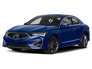 2020 Acura ILX Car