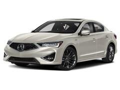 2020 Acura ILX Tech A-Spec Sedan