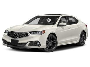 2020 Acura TLX A-Spec Tech Car