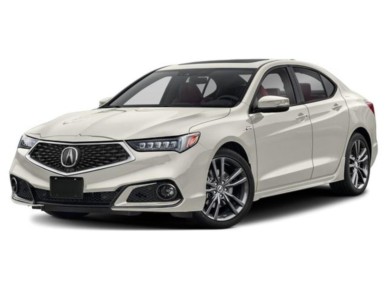 2020 Acura TLX 2.4L P-AWS w/Tech Pkg A-Spec Red Sedan