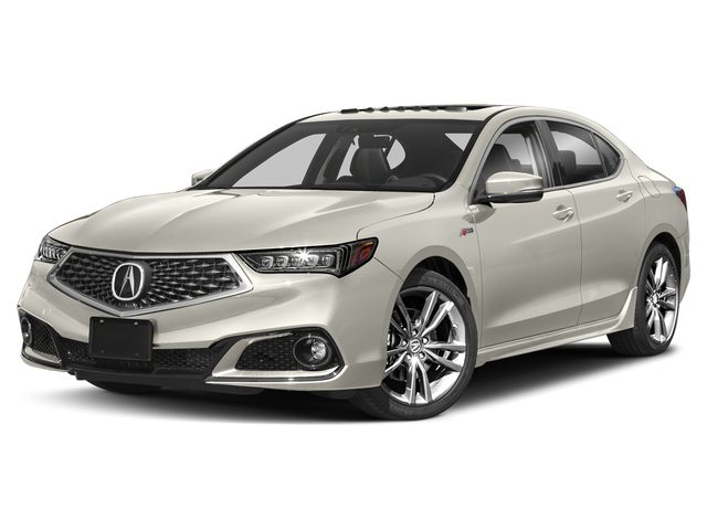 2020 Acura TLX A-Spec Car