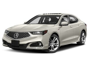 2020 Acura TLX A Spec SH-AWD Car