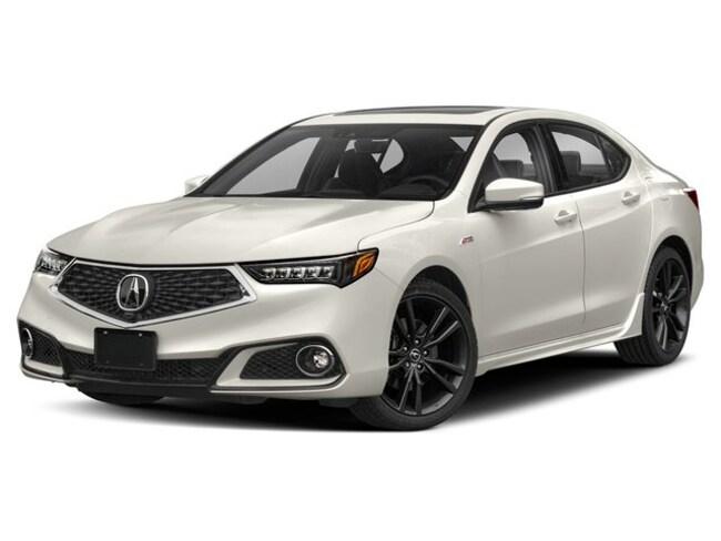2020 Acura TLX Elite A-Spec Sedan