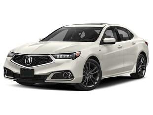 2020 Acura TLX AWD A-Spec Elite Car