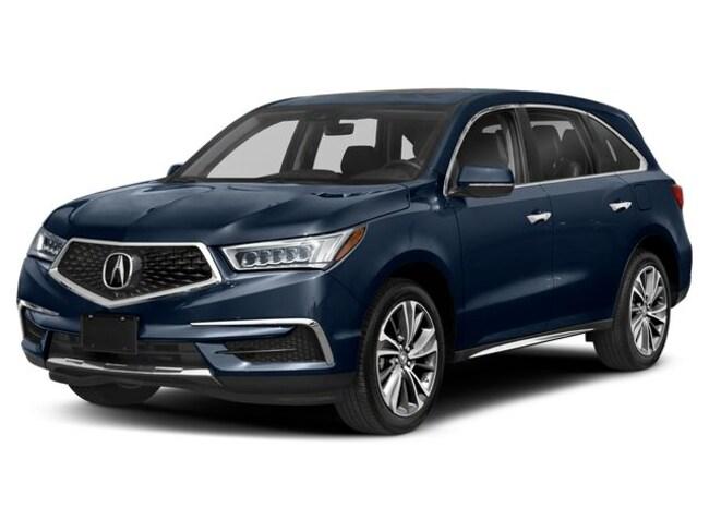 2020 Acura MDX Tech SUV