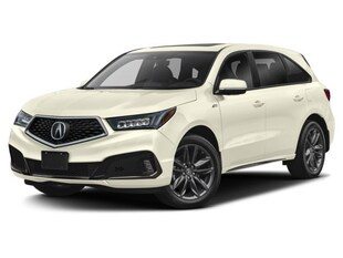 2020 Acura MDX A Spec Sport Utility