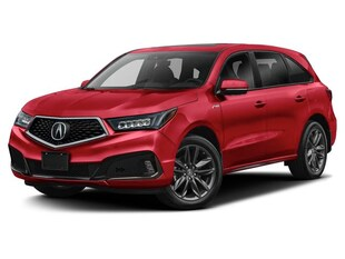 2020 Acura MDX A-Spec Sport Utility