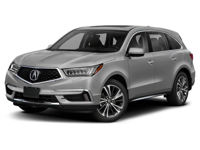 2020 Acura MDX Tech Plus SUV