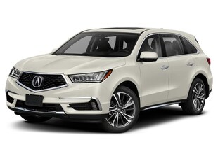 2020 Acura MDX TECH PLUS Sport Utility