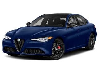 New 2020 Alfa Romeo Giulia Ti Sedan ZARFANBN6L7626991 for sale or lease in Toronto, Ontario