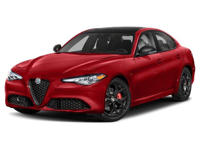 2020 Alfa Romeo Giulia Sedan