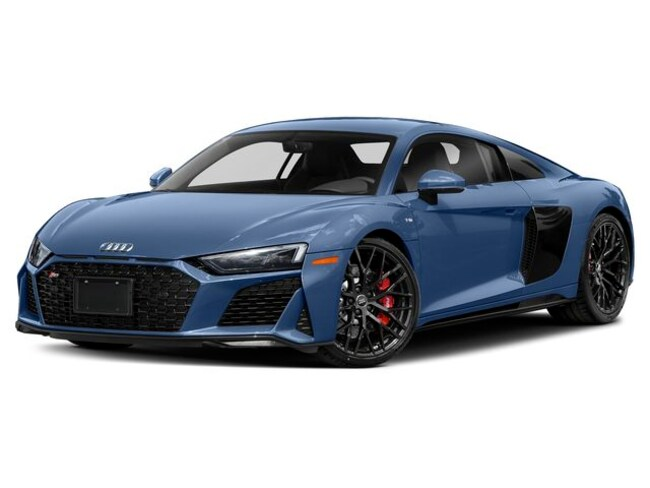 New 2020 Audi R8 5.2 V10 performance Coupe Toronto