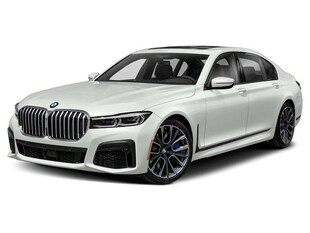 2020 BMW 750i 750i xDrive Sedan