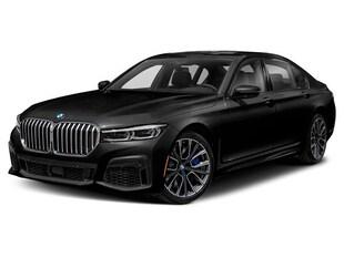 2020 BMW 750Li Xdrive Sedan