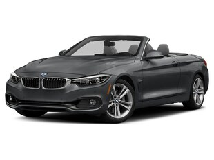 2020 BMW 4 Series 440i xDrive 440i xDrive Cabriolet