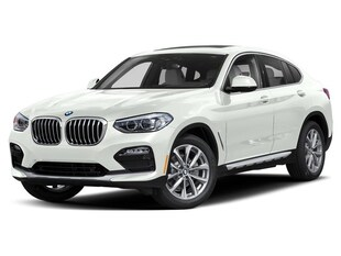 2020 BMW X4 xDrive30i Coupe