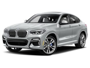 2020 BMW X4 M40i Coupe