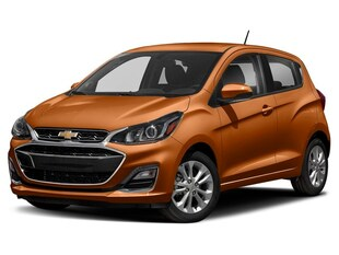 2020 Chevrolet Spark 1LT Manual Hatchback