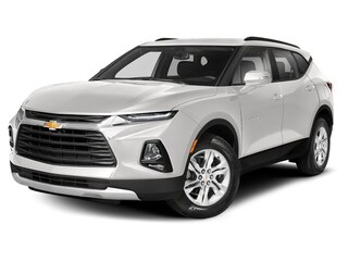 2020 Chevrolet Blazer 3LT *Black Wheels* *Luxury & Safety Pkg* SUV
