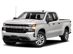 2020 Chevrolet Silverado 1500 Custom Extended Cab Pickup