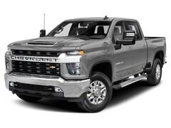 Blank 2020 Chevrolet Silverado 2500HD Custom Truck Crew Cab Blank