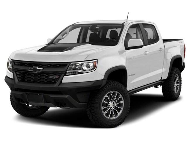 New 2020 Chevrolet Colorado ZR2  Truck Crew Cab Wetaskiwin and Ponoka