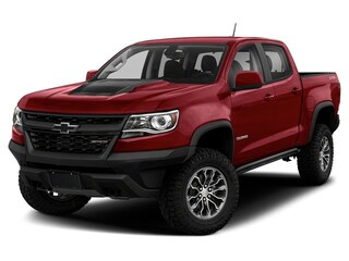 2020 Chevrolet Colorado ZR2 Truck Crew Cab