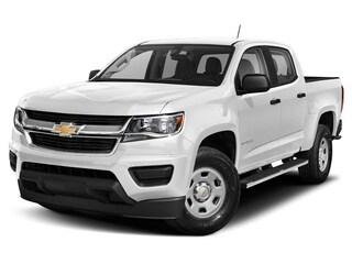 2020 Chevrolet Colorado 4WD LT Crew Cab Pickup