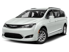 New 2020 Chrysler Pacifica Limited Van London ON
