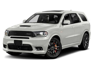 New 2020 Dodge Durango SRT SUV 1C4SDJGJ0LC205340 for sale near you in Edmonton, AB