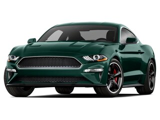 2020 Ford Mustang BULLITT Coupe 5.0L Premium Unleaded Dark Highland Green