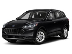 2020 Ford Escape S SUV 1.5L Premium Unleaded Agate Black