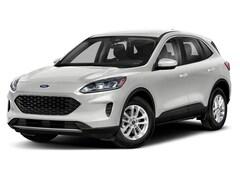 2020 Ford Escape SE SUV 1.5L Premium Unleaded Oxford White