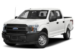2020 Ford F-150 XLT 4x4 SuperCrew 300A Truck SuperCrew Cab