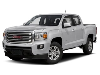 2020 GMC Canyon 4WD SLE Truck Crew Cab