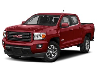 2020 GMC Canyon 4WD All Terrain w/Cloth Crew Cab Pickup
