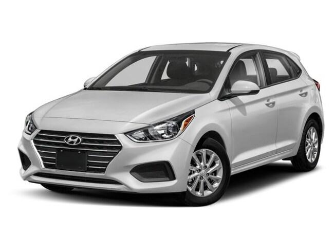 2020 Hyundai Accent (5) Preferred IVT Hatchback