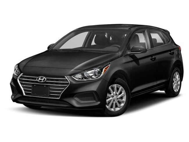 2020 Hyundai Accent (5) Preferred IVT Hatchback