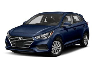 2020 Hyundai Accent Preferred Hatchback IVT (Prem Paint) À hayon