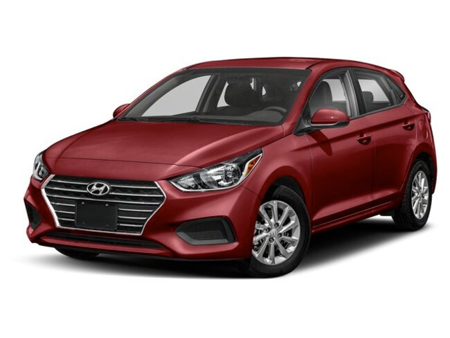 2020 Hyundai Accent Preferred Hatchback IVT (STD Paint) À hayon